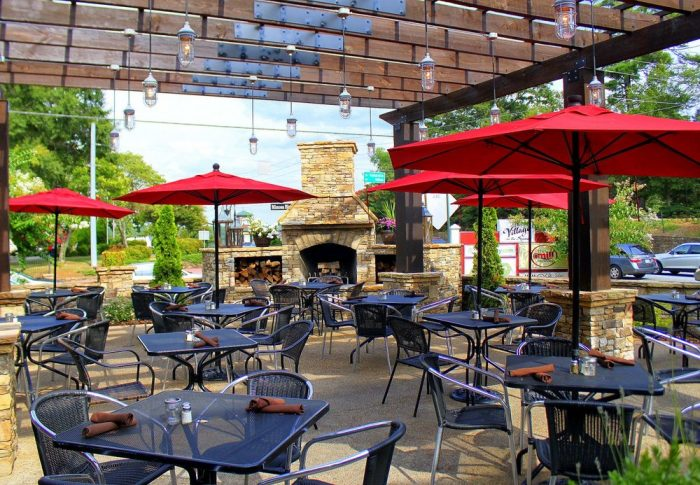 Restaurants Can Offer Outdoor Dining