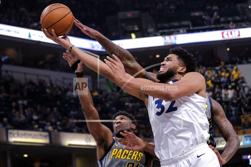 7c4418f7fc3 Bogdanovic Scores 35 To Lead Pacers Past Timberwolves