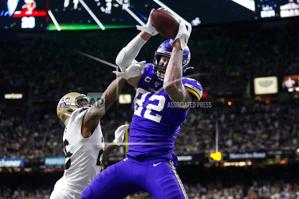 Christmas Day Sports Schedule 2020 Vikings Open 2020 Schedule Against Packers, Face Saints On