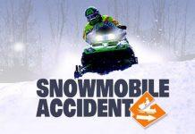 Snowmobile-crash