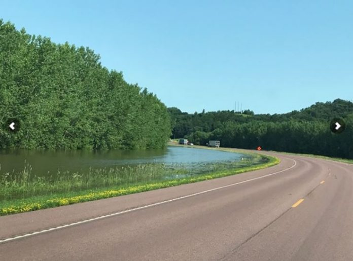 Beussman-bridge-road