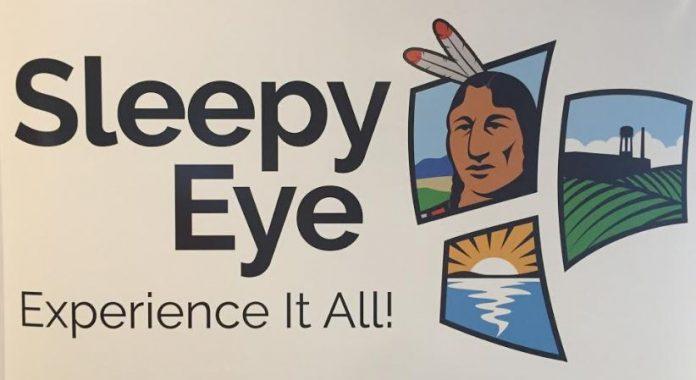 Sleepy Eye Logo