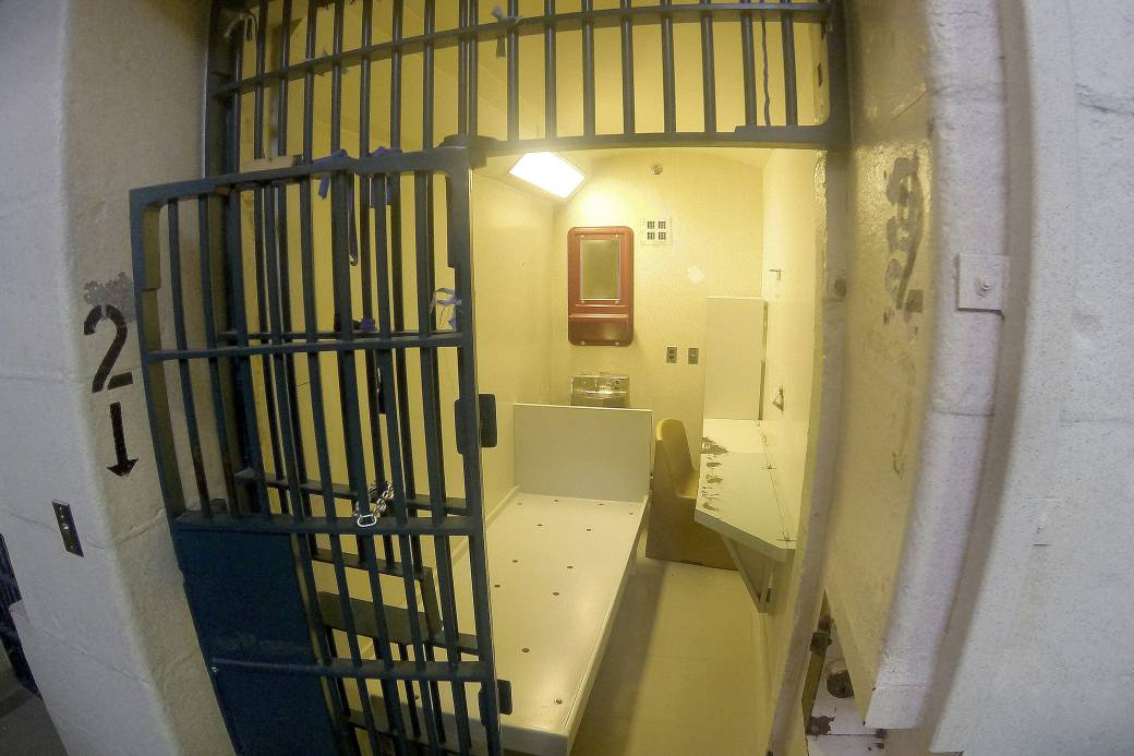 Wanted Volunteer Inmates To Test New County Jail Trf Radio